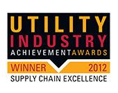 Utility Industry 2012 Winner Supply Chain Excellence