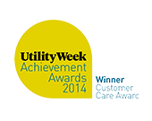 Utility Week 2014 Winner Customer Care