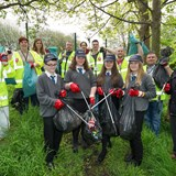 Wales & West Utilities digs deep at a St Mellons school