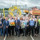 Wales & West Utilities Wrexham depot celebrates 10 year anniversary