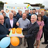Wales & West Utilities Redruth depot celebrates 10 year anniversary