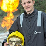 Cardiff apprentice to be a part of gas company's future pipeline