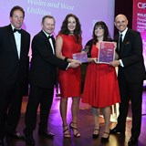 Wales & West Utilities scoops awards in CIPD event