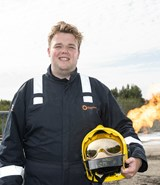 Meet the apprentice working to keep Devon people safe and warm